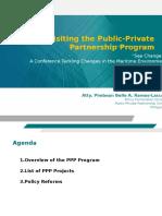 PPP Center Updates - Presentation of Atty Phebean Lacuna