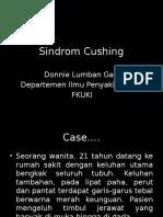 Cushing Kuliah