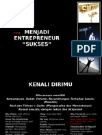 YUK JADI Entrepreneur