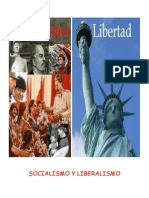 SOCIALISMO Y LIBERALISMO