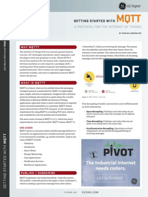 mqtt-update pdf | Quality Of Service | Transport Layer Security