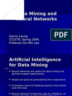 Data Mining and Neural NetworksAIMA(1)