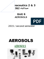Unit 6 AEROSOLS.ppt