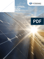 Vitronic Vinspec Solar Optical Quality Inspection Pv