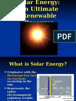 29739813 Solar Energy