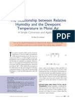 The Relationship between Relative Humidity and the Dewpoint Temp in Moist Air.pdf