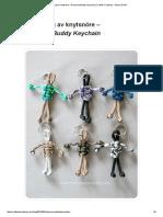 Paracord Buddy Keychain _ Craft & Creativity – Pyssel & DIY