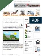 IMP_La CENTRALE IDROELETTRICA – Educazionetecnica.dantect