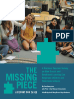 Servey report - The missing piece (2012).pdf
