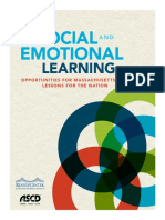 Policy Brief - Social and Emotional Learning (2015)