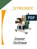 Dossier Technique Extrudicc