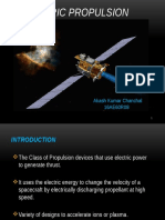 ELECTRIC PROPULSION