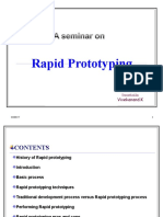 75853663 Rapid Prototyping Ppt Seminar