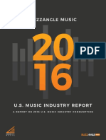 BuzzAngle Music 2016 Report