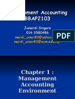Management Accounting_Chapter 1