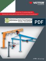Vetter Material Handling Equipments - German Gulf Enterprises Ltd