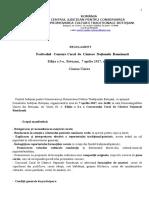 Regulament Concurs Coral Patriotic - 07 Aprilie 2017