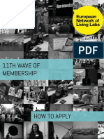 ENoLL 11th Wave Membership Brochure