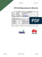 3G KPIs for Huawei