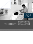 Facing Up to the Health Challenge