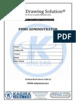 Pdms Admin