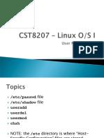 10 Linux User Management