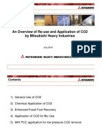 CO2 Recovery MHI