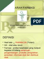 Bab 2 Sejarah Farmasi