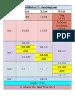 eymssciencepssatestingschedule