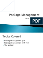 PackageManagement