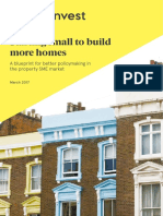 LendInvest Start Small to Build More Homes