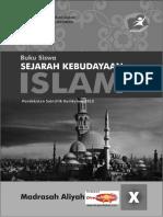 Buku SKI MA 10 Siswa - Www.divapendidikan.com
