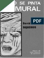 1. Como Se Pinta Un Mural by David Alfaro Siqueiros