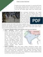 KONFLIK India Pakistan