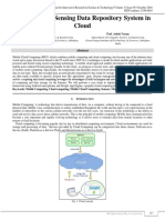 Mobile Phone Sensing Data Repository System In Cloud