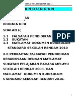 Bm3101 Nota