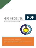 GPS Receiver
