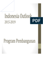 Program-Indonesia Project Outlook 2015-2019