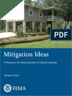 Fema Mitigation Ideas Final508
