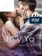 6.Tu y Yo - Alessandra Neymar