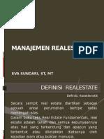1. Ruang Lingkup Real Estate