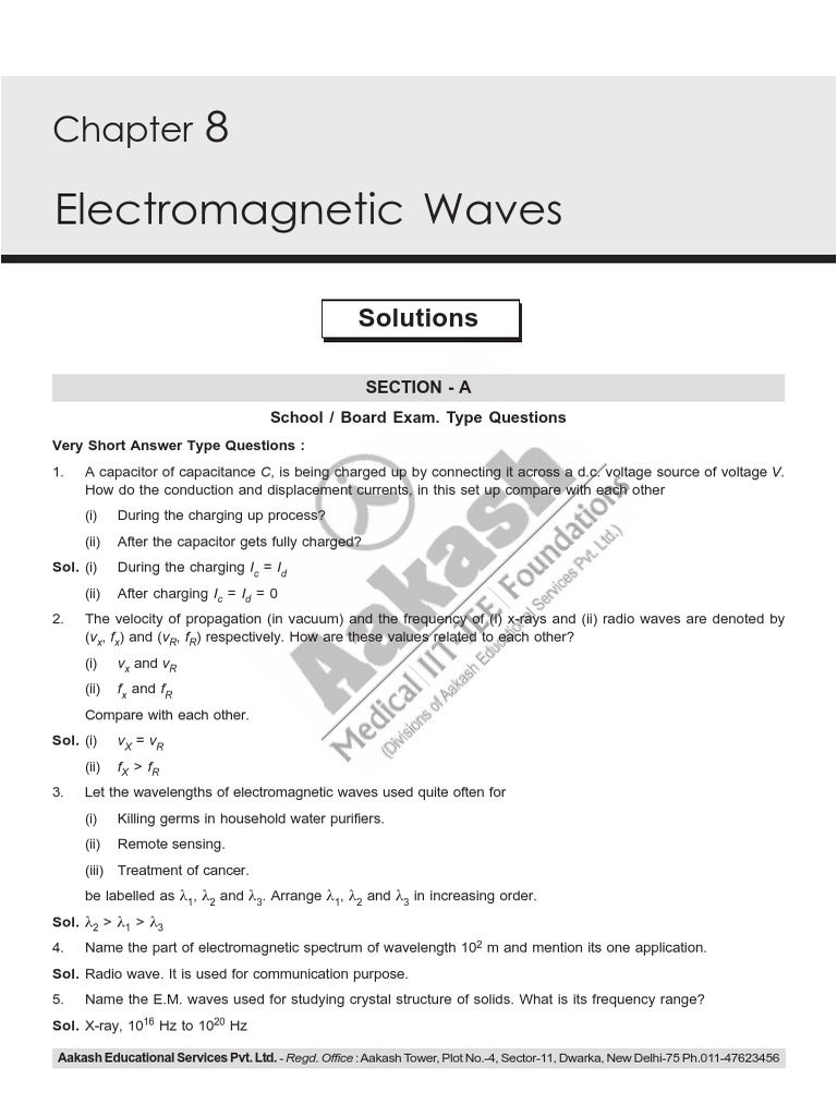 Cls aipmt 16 17 xii phy study package 6 set 1 chapter 8 cls aipmt 16 17 xii phy study package 6 set 1 chapter 8 electromagnetic radiation atmosphere of earth publicscrutiny Gallery
