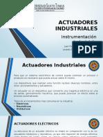 Expo Actuadores Instrumentación Industrial