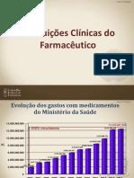 Atribuições Clínicas Do Farmacêutico