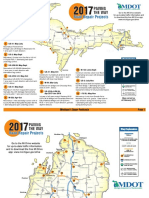 2017 Paving The Way Road Repair Projects