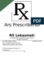 Ars Prescribendi.ppt