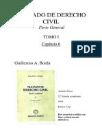 Tratado de derecho civil. Capitulo  06