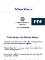 HP Cisco Alliance