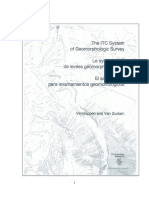 (Doc)El Sisitema Itc Para Levantamientos Geomorfologicos