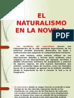 Novela Naturalista